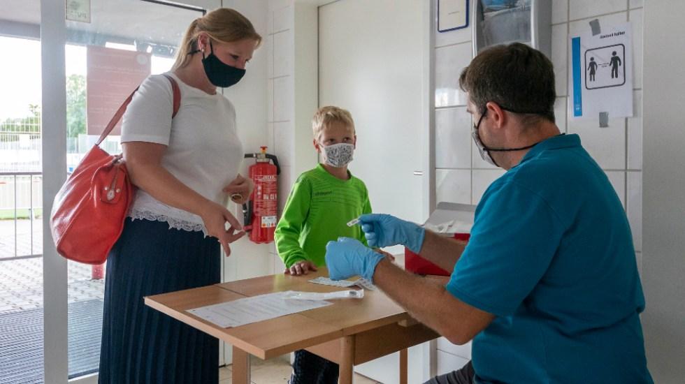Alemania vuelve a superar los 30 mil contagios en 24 horas y suma 813 muertos - Foto de EFE