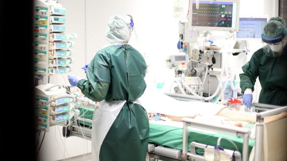 Alemania registra 962 muertos en 24 horas por COVID-19, nueva máxima en un día - Foto de EFE