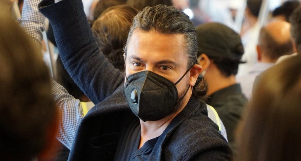 """Por congruencia"", exgobernador Aristóteles Sandoval presentó renuncia al CEN de PRI en noviembre - Aristóteles Sandoval 3"