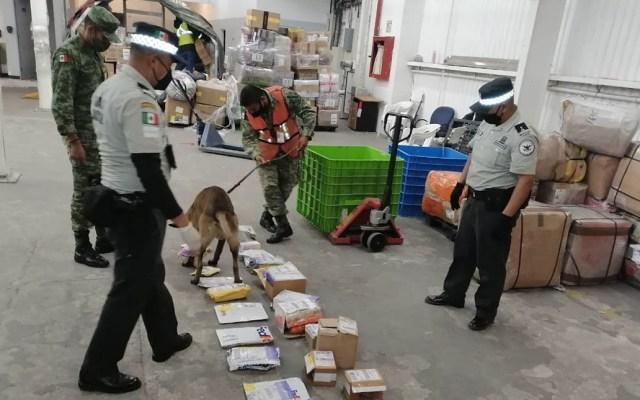 Ejército decomisa en Puebla y Edomex cargamentos de mariguana y fentanilo con valor de 327 mdp - Aseguramiento Sedena Ejército Mexicano Droga Toluca Puebla