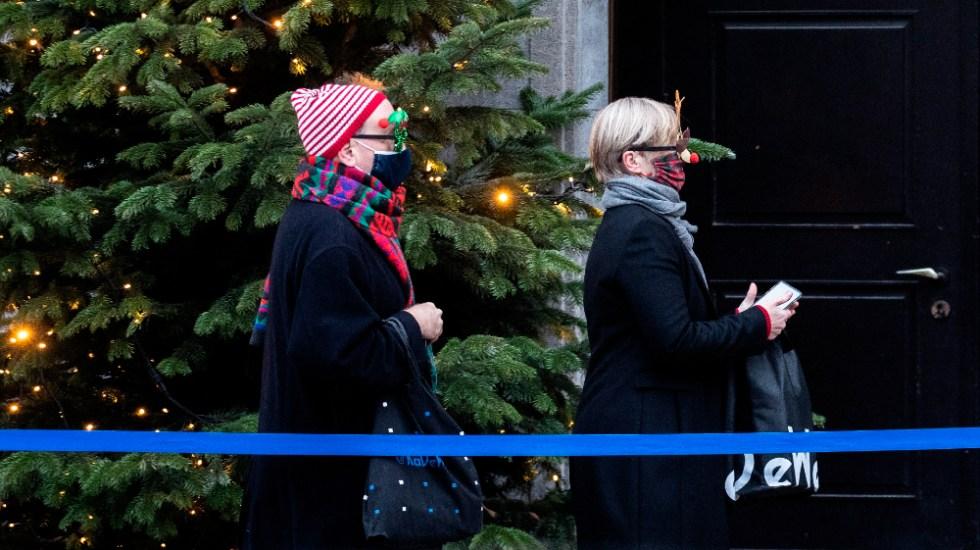 """Alemania se aboca a un """"confinamiento duro"""" pese a que Europa se estabiliza - Foto de EFE"""
