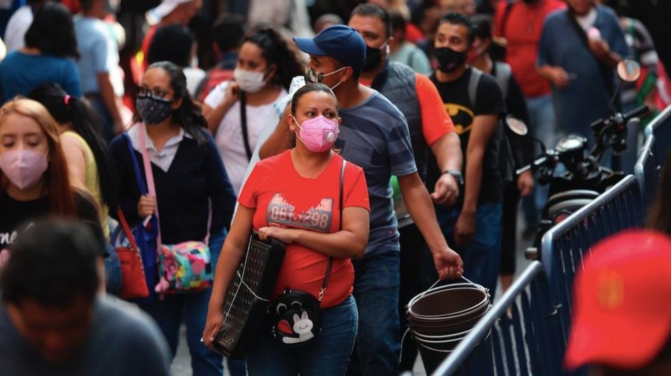México rebasa los 1.3 millones de contagios de COVID-19; sumó más de 12 mil casos y 762 muertes en las últimas 24 horas - Foto de EFE