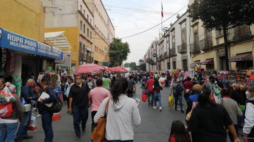 Cepal prevé crecimiento de economía de México en 3.8 % para 2021 - Foto de Autoridad del Centro Histórico