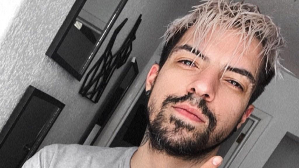 Hijo de Lupita D'Alessio denuncia haber sido golpeado en casa del exgobernador Arturo Montiel - Foto de Facebook César D'Alessio