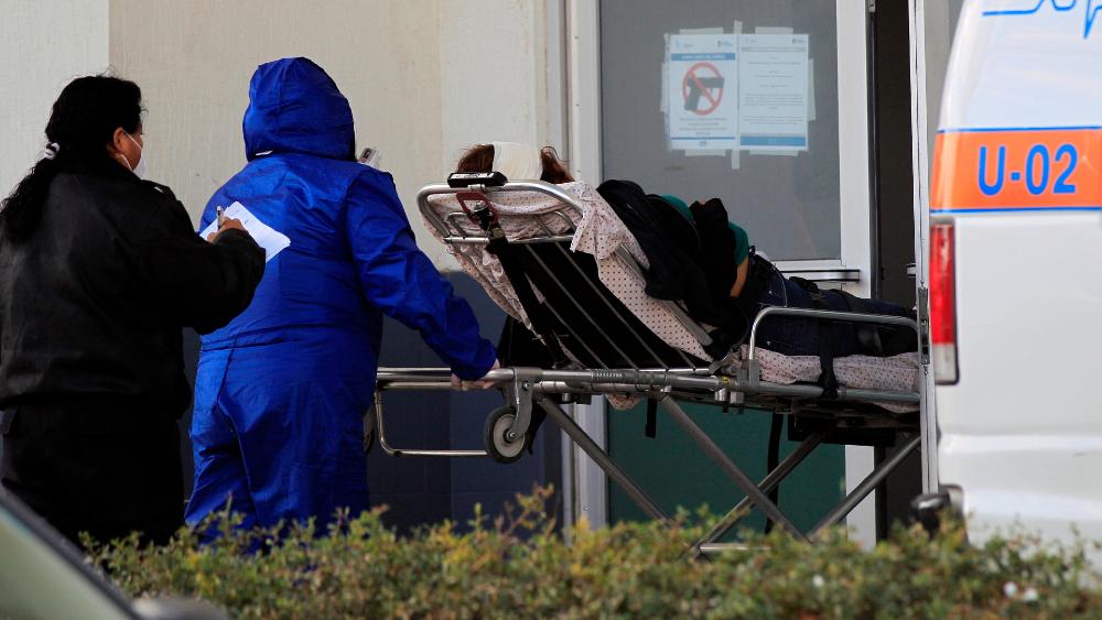 Afirma AMLO que niveles de contagio de COVID-19 en México se reducen; en 24 de 32 estados epidemia va a la baja - Foto de EFE