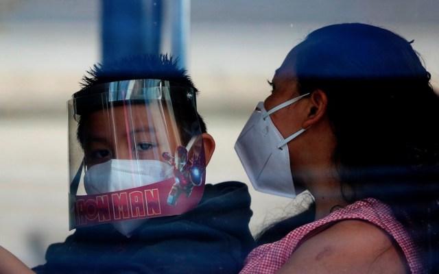 COVID-19 provoca tres veces más mortalidad que la influenza - Foto de EFE