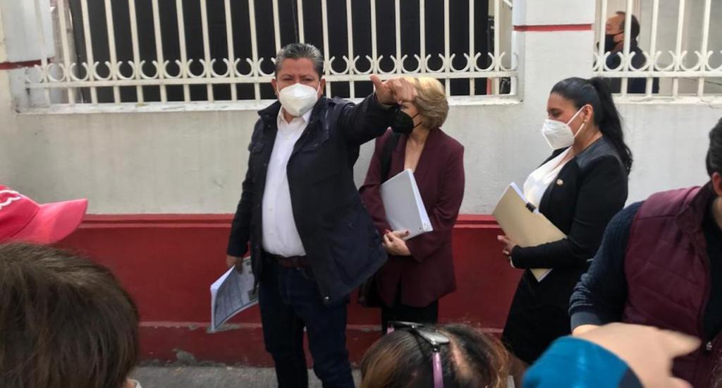 David Monreal se registra como precandidato de Morena a la gubernatura de Zacatecas - David Monreal. Foto Especial.