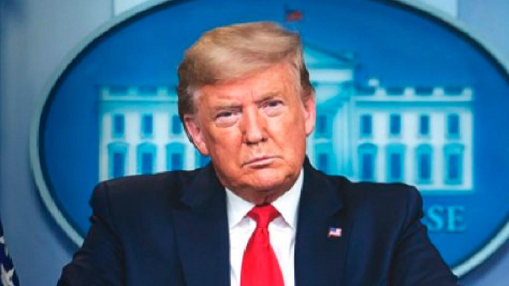 Advierte Irán a Trump que su destino será igual al de Sadam Husein - Equipo de Trump lleva a Tribunal Supremo disputa sobre votación en Pensilvania. Foto Twitter @WhiteHouse