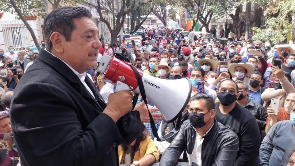 Salgado Macedonio jamás participó en luchas por construir Morena o la Cuarta Transformación, acusa John Ackerman - Foto de Facebook Félix Salgado Macedonio
