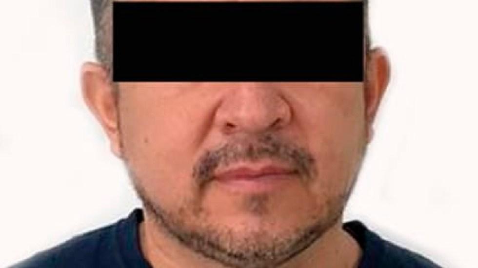 FGR extradita mexicano a España acusado de introducir cocaína en contenedores cargados con piñas y yucas - FGR extradita mexicano a España acusado de introducir cocaína en contenedores cargados con piñas y yucas. Foto Twitter @FGRMexico