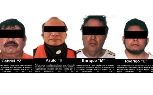 Vinculan a proceso a sujetos que sometían a menores para pornografía infantil - FGR obtiene vinculación a proceso en contra de seis personas por trata; sometían a menores para actos pornográficos. Foto Twitter @FGRMexico