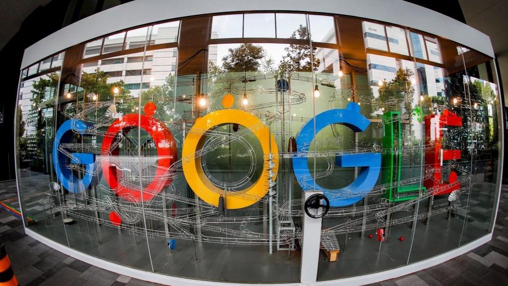 Google resuelve una caída de sus servicios que afecta a todo el mundo - Sede de Google. Foto de EFE/EPA/WALLACE WOON/Archivo.