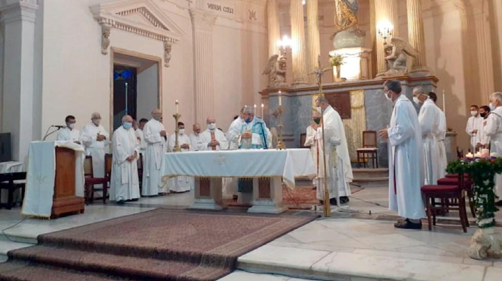 Iglesia católica cubana aboga por sana pluralidad, diálogo y negociación ante recientes protestas - Iglesia católica cubana aboga por sana pluralidad, diálogo y negociación. Foto https://iglesiacubana.org/