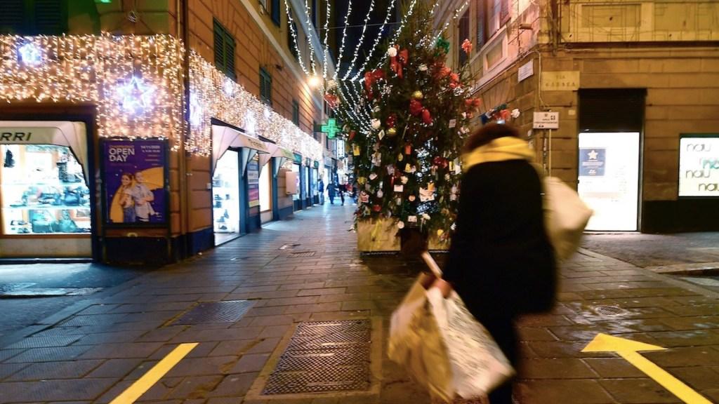Italia decreta confinamiento la mayor parte de la Navidad por COVID-19 - Foto de EFE