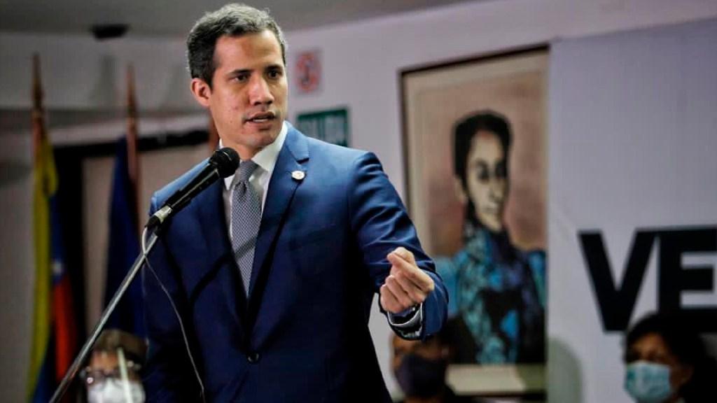 Juan Guaidó afirma que se mantendrá como presidente encargado de Venezuela - Juan Guaidó