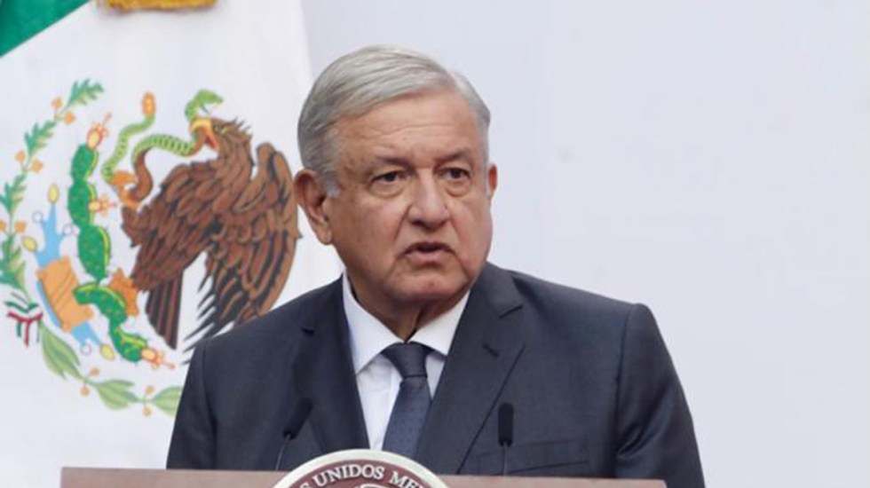 México inicia 2021 con batallas legislativas y económicas con los empresarios - López Obrador en octavo Informe de Gobierno. Foto de Presidencia de la República