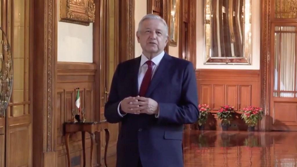 López Obrador confirma convenio con Teletón para garantizar terapias de rehabilitación a más niños en México - Captura de pantalla