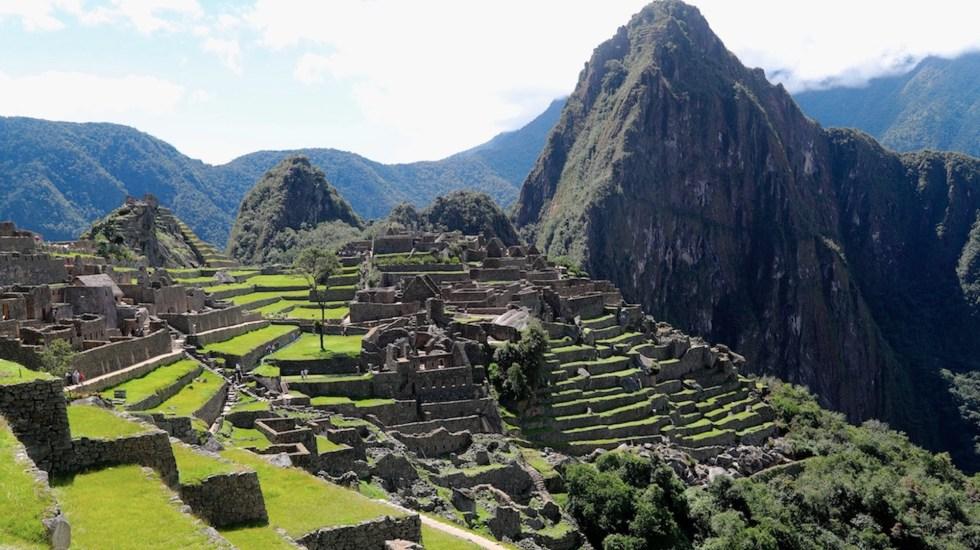 Perú reinicia reserva y venta de boletos para visitar Machu Picchu - Foto de EFE
