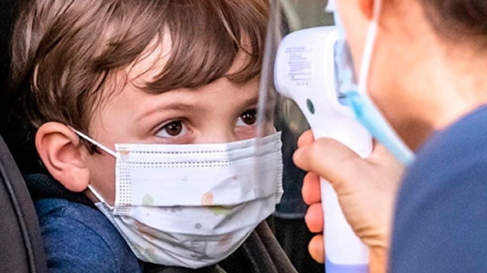 Estados Unidos registra récord de niños hospitalizados por COVID-19 - Más de 2 millones de niños han dado positivo por COVID-19 en EE. UU. Foto Instagram Foto del perfil de healthychildrenaap healthychildrenaap