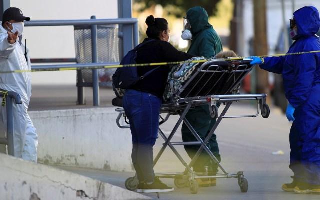 México registró en las últimas 24 horas 11 mil 603 casos y 811 muertes por COVID-19 - México COVID-19 coronavirus pandemia epidemia