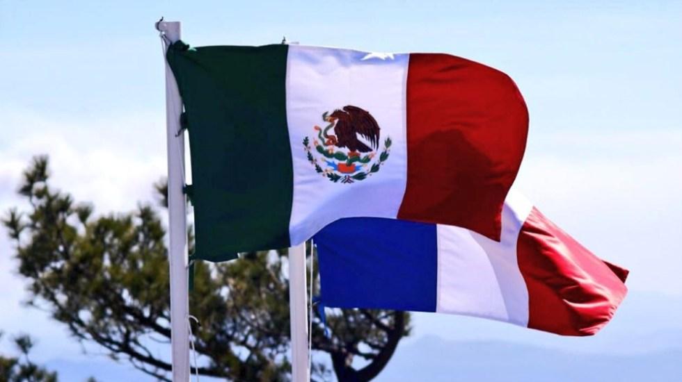 """Embajada de Francia desaconseja """"enérgicamente"""" viajar a México debido al COVID-19 - Foto de Embajada de México en Francia"""