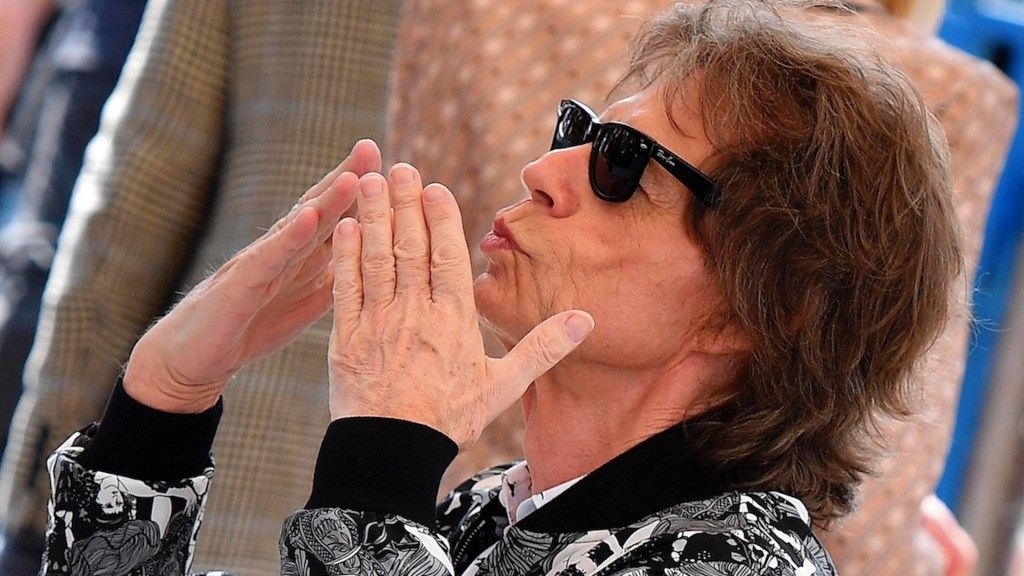 "Mick Jagger publica ""Eazy Sleazy!"", un nuevo tema junto a Dave Grohl - Mick Jagger"