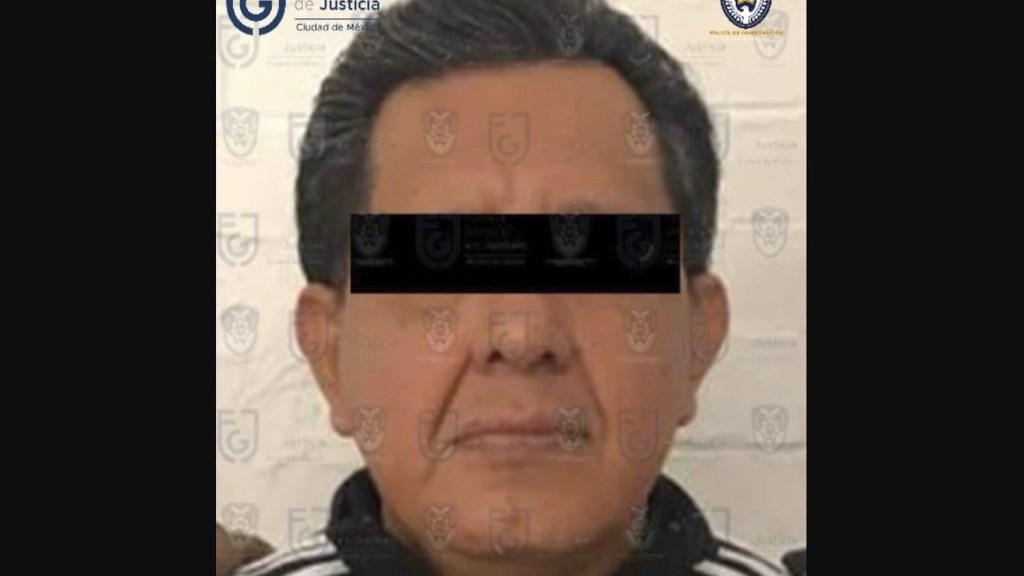 Vinculan a proceso a Miguel Vázquez Reyes, subsecretario de Miguel Ángel Mancera - Foto de Fiscalía CDMX