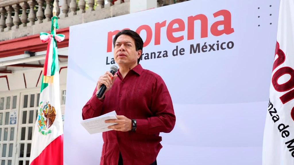Morena irá en alianza con Verde Ecologista en Nuevo León y Guerrero: Mario Delgado - Mario Delgado Morena