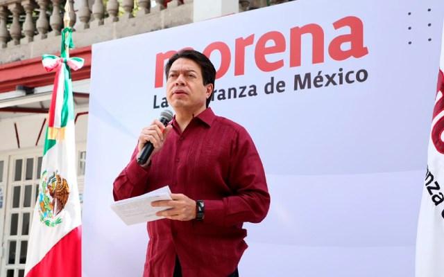 Denuncian proselitismo electoral y actos anticipados de campaña por parte de Morena y Mario Delgado - Mario Delgado Morena