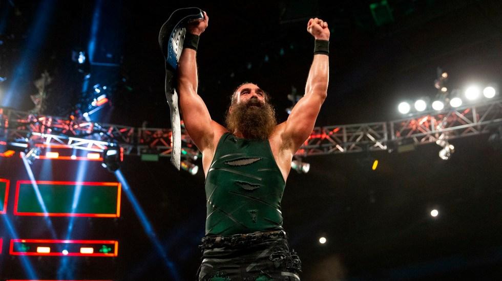 Murió a los 41 años Jon Huber, conocido en la WWE como 'Luke Harper' y 'Brodie Lee' - Murió Jon Huber, conocido en el ring como Luke Harper y Brodie Lee: WWE. Foto Twitter @WWENetwork