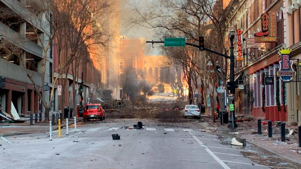 FBI investiga más de 500 pistas relacionadas con la explosión en Nashville - Foto de EFE