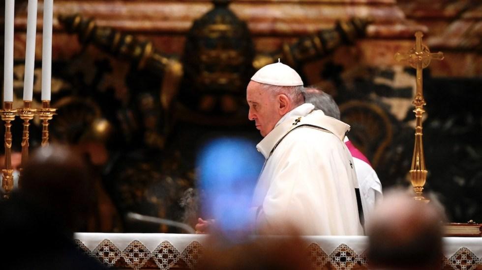 Papa Francisco celebra Misa de Gallo con pocos fieles y con llamando a la fraternidad - Foto de EFE