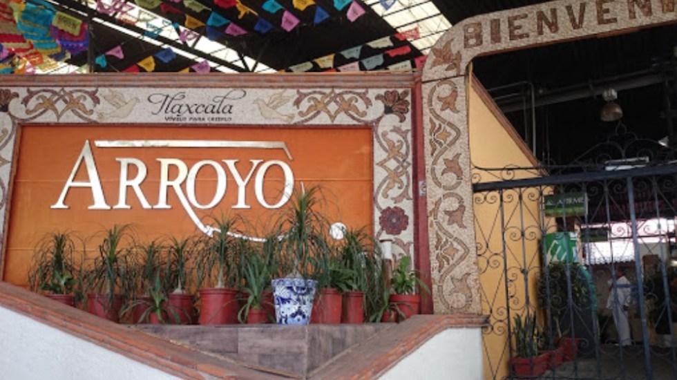 """Afirma José Arroyo que es """"administrador único"""" del Restaurante Arroyo; """"no es contra mi papá"""", asegura - Foto de Google Maps"""