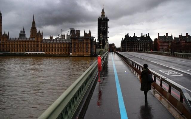 Policía británica borra por error 400 mil historiales criminales - Foto de EFE
