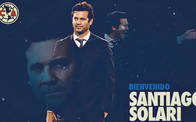 Santiago Solari, nuevo director técnico del América - Santiago Solari