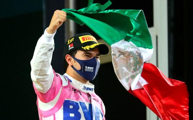 'Checo' Pérez dice tener la misma mentalidad que Red Bull, su nuevo equipo - Foto de EFE