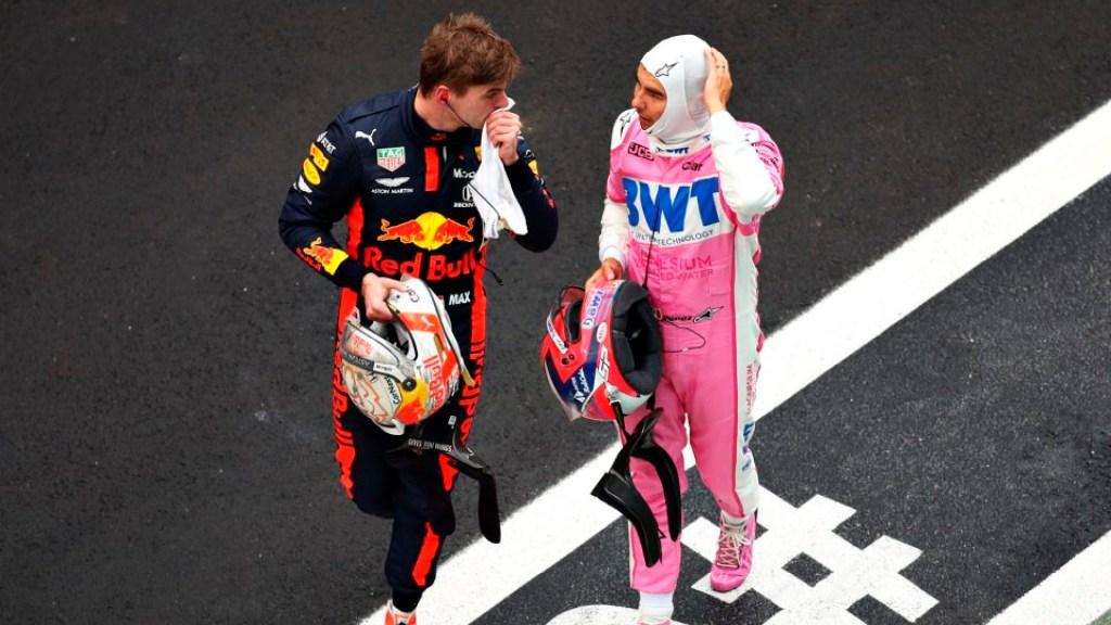 """""""'Checo' Pérez hará más peligroso a Red Bull"""", afirma Lewis Hamilton - Sergio Pérez pondrá a Red Bull más peligroso para ganar en 2021, afirma Lewis Hamilton. Foto https://www.formula1.com/"""