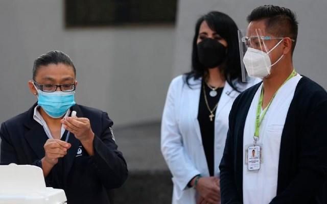 Sistema de salud en México afrontará 2021 presionado por vacunación contra COVID-19 y desabasto de medicamentos - Sistema de salud en México afrontará 2021 presionado por vacunación contra COVID-19 y desabasto de medicamentos, especialista. Foto EFE