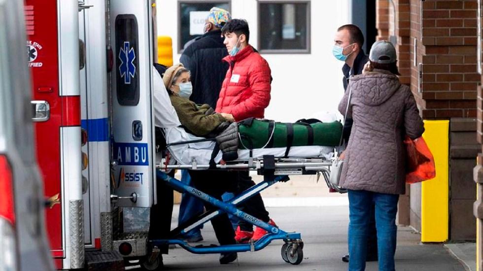 Trabajadora de salud en Alaska termina hospitalizada por presunta reacción alérgica a vacuna de Pfizer contra COVID-19 - Trabajadora en sector salud de Alaska sufre reaccion alérgica por vacuna contra COVID-19. Foto EFE