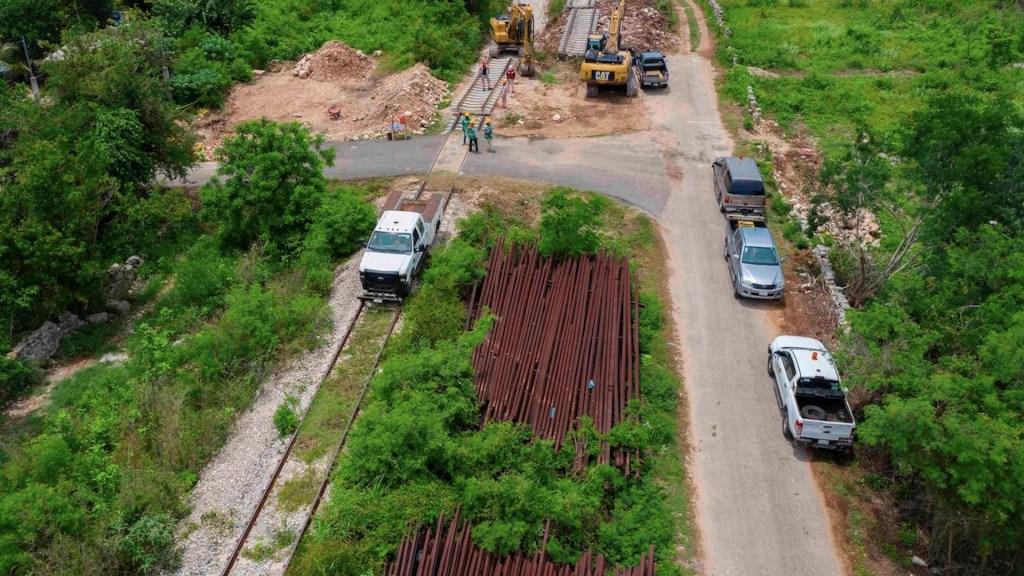 Unesco ayudará a proteger el patrimonio histórico y cultural en el Tren Maya - Foto de EFE
