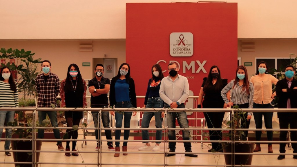 México participa en ensayo mundial de vacuna para prevenir el VIH - Foto de EFE