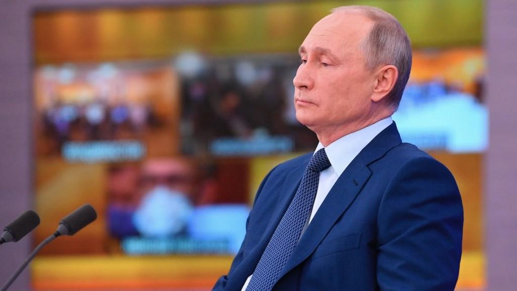 Putin promulga ley que le garantiza la inmunidad cuando deje el Kremlin - Vladimir Putin. Foto de EFE
