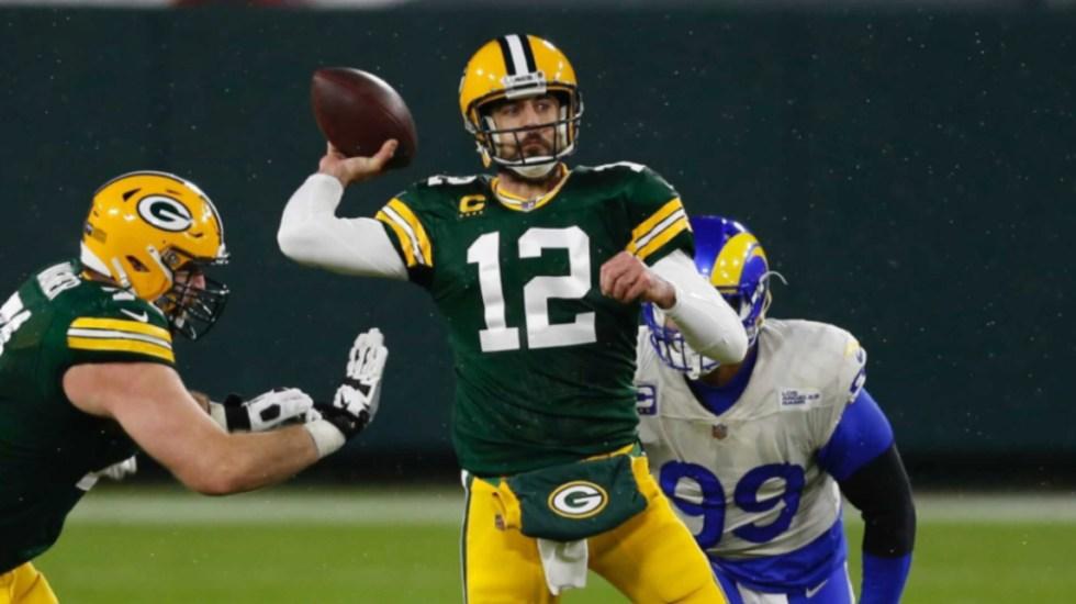 Green Bay va a la final de la Conferencia Nacional - Foto de Green Bay Packers