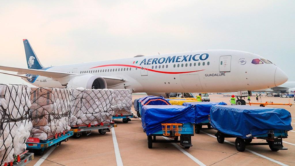 Aeroméxico solicita dar por terminados contratos colectivos con ASPA y ASSA - Aeroméxico solicita ante autoridad dar por terminados contratos colectivos e individuales. Foto Twitter @Aeromexico