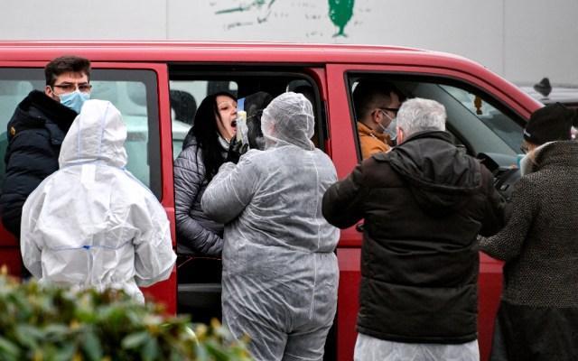 Alemania supera dos millones de contagios por COVID-19 y vuelve registrar más de mil muertos - Foto de EFE