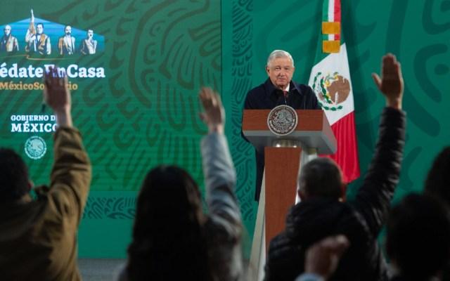 'Mañaneras' son un derecho del pueblo a informarse, no son propaganda, reitera López Obrador - Foto de lopezobrador.org.mx