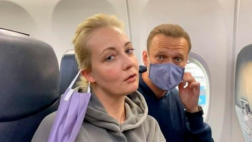 Amnistía Internacional exige liberación inmediata del opositor ruso Alexéi Navalni - Amnistía Internacional exige liberación inmediata del opositor ruso, Alexéi Navalni. Foto Twitter @amnesty