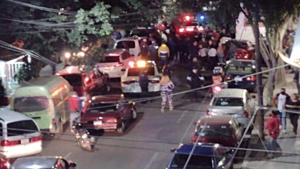 Balacera en Miguel Hidalgo deja al menos cinco muertos; 'El Robert', integrante de La Unión, una de las víctimas - Captura de pantalla