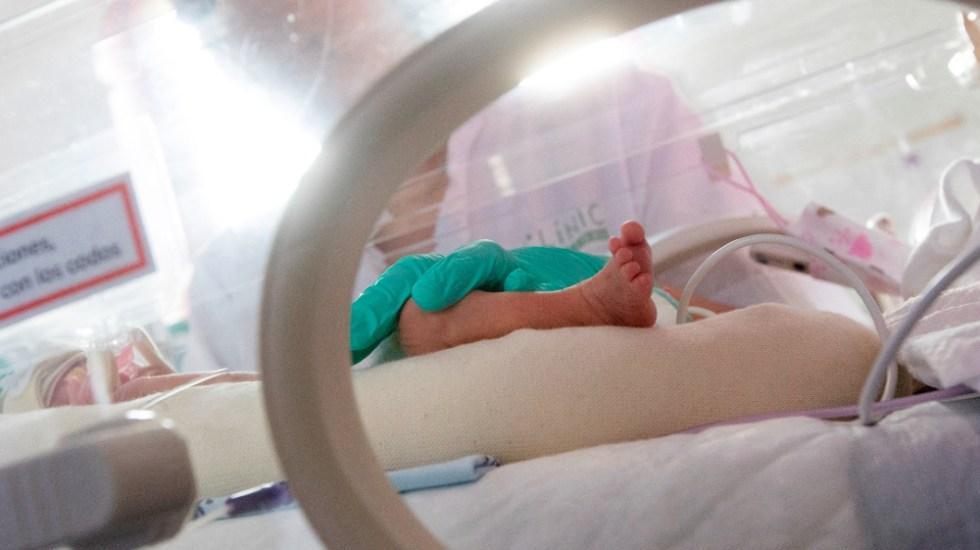 Unicef estima que nacerán unos 370 mil niños el día de Año Nuevo en el mundo - Foto de EFE