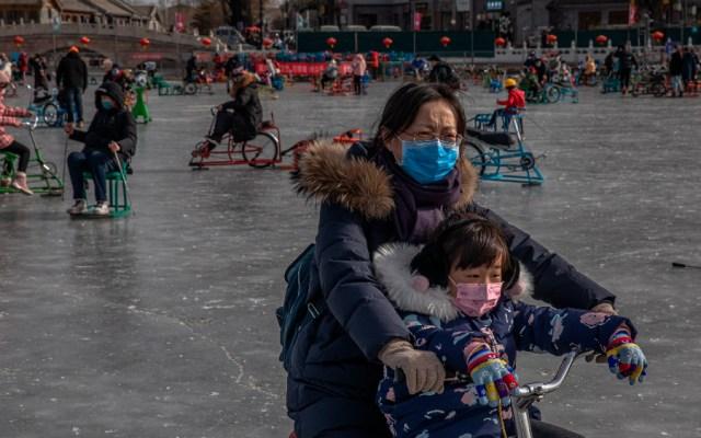China suma 109 nuevos casos de coronavirus, 21 menos que en la víspera - Foto de EFE